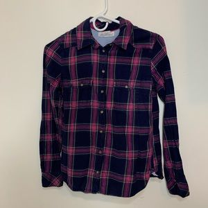 H&M LOGG- Flannel with suede elbow pads